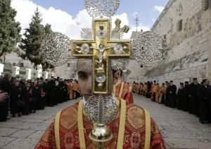 january 7 is orthodox christmas in israel and around the world with special religious celebrations in the old city of jerusalem and in bethlehem - When Is Orthodox Christmas