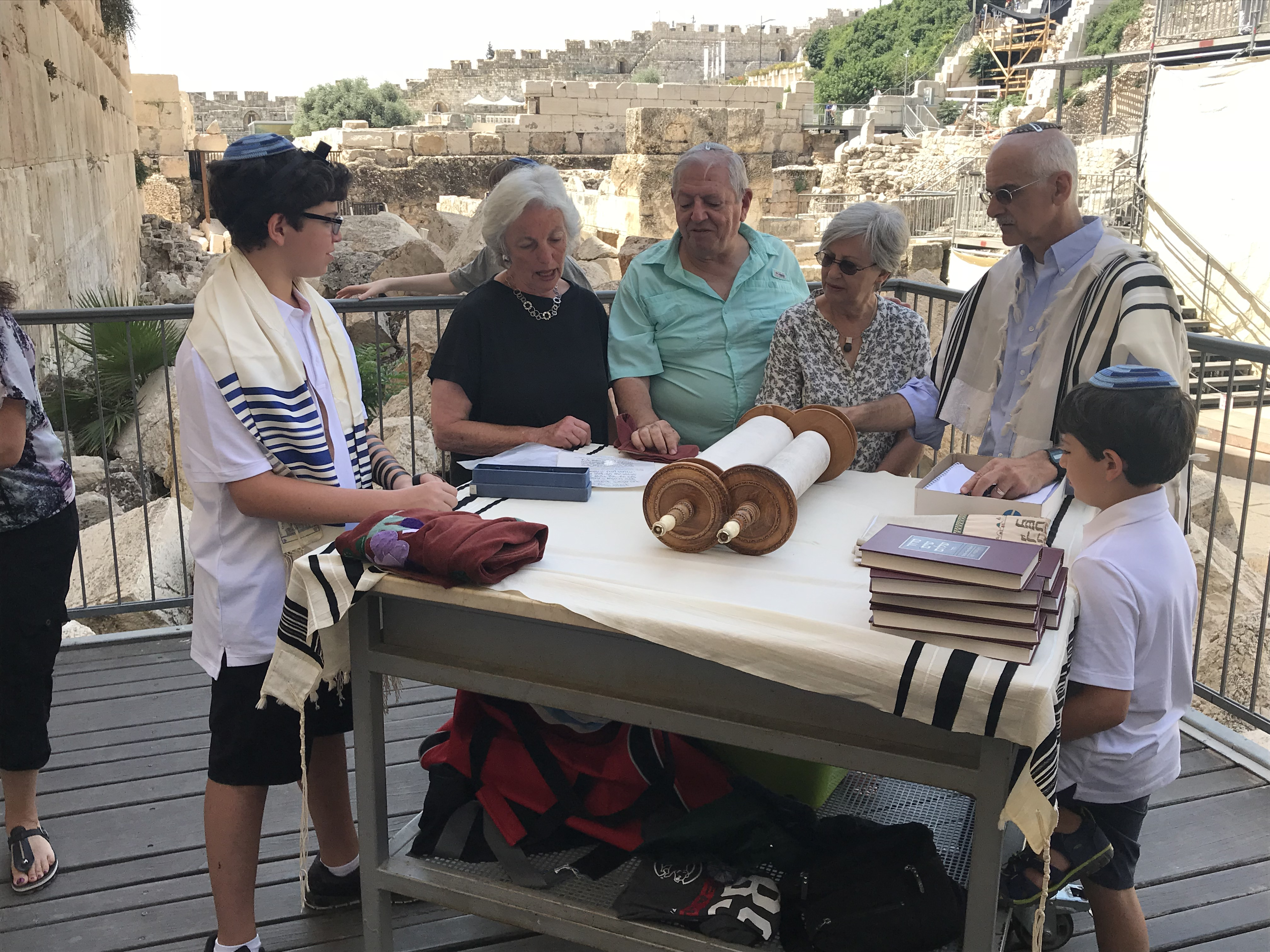 Our Top Ideas For Bar Bat Mitzvahs In Israel